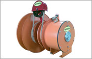 Slip Ring Less Cable Reeling Drum